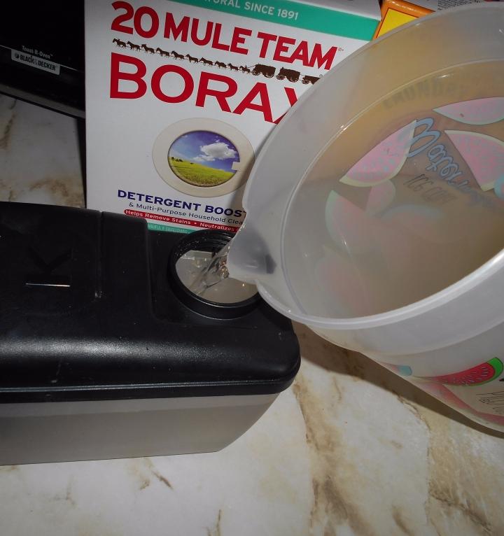 Borax Washing Soda